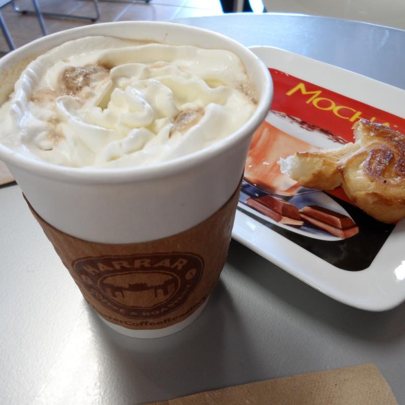 Harrar Coffee & Roastery Mocha