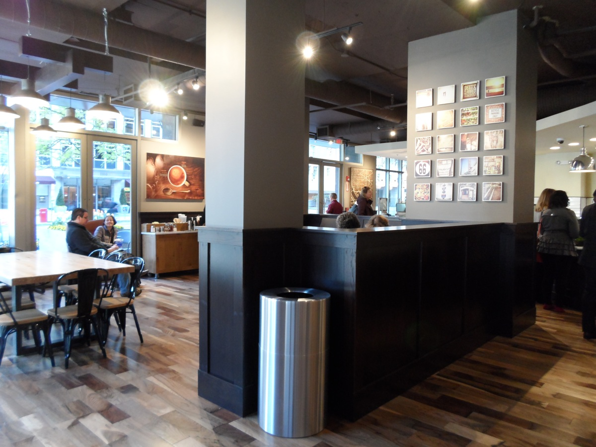 Peet's Coffee & Tea: Grand Opening on 17th Street