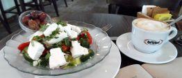 Cafe Noah: Israeli Salad