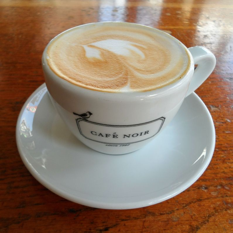 Cafe Noir Cappuccino