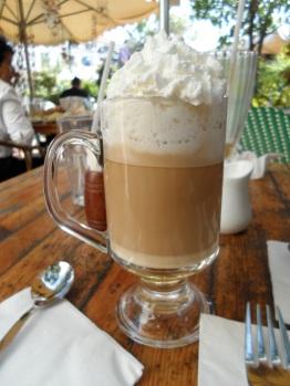 Fattoush Cafe Vanilla Cappuccino