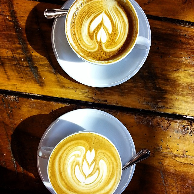 Flat White: Ceremony Coffee Roasters