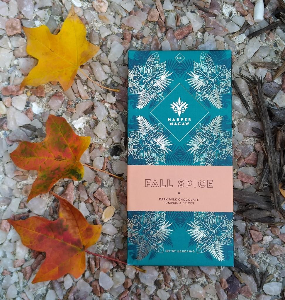 Harper Macaw Fall Spice Chocolate