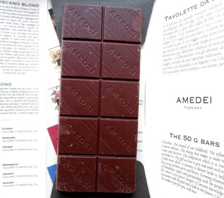 Ademei Tuscany Toscano Blond chocolate bar