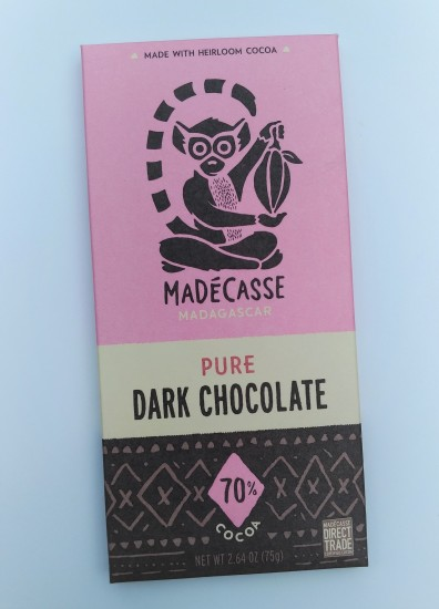 Madecasse Packaging Exterior