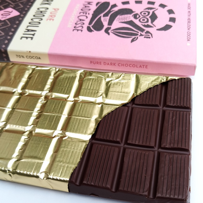 Madecasse chocolate bar