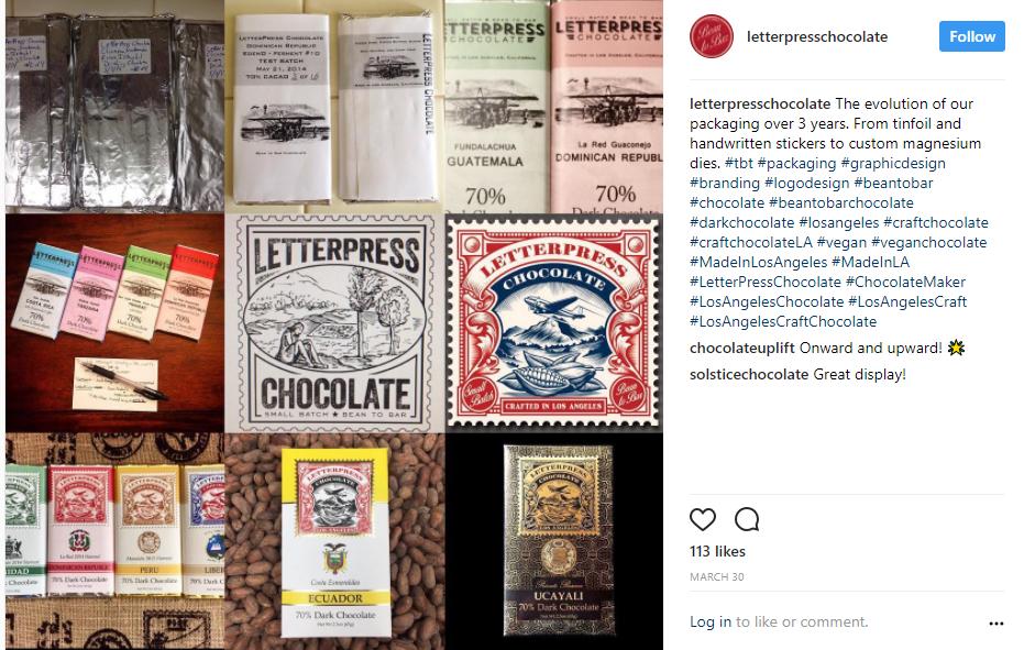 LetterPress Branding Evolution
