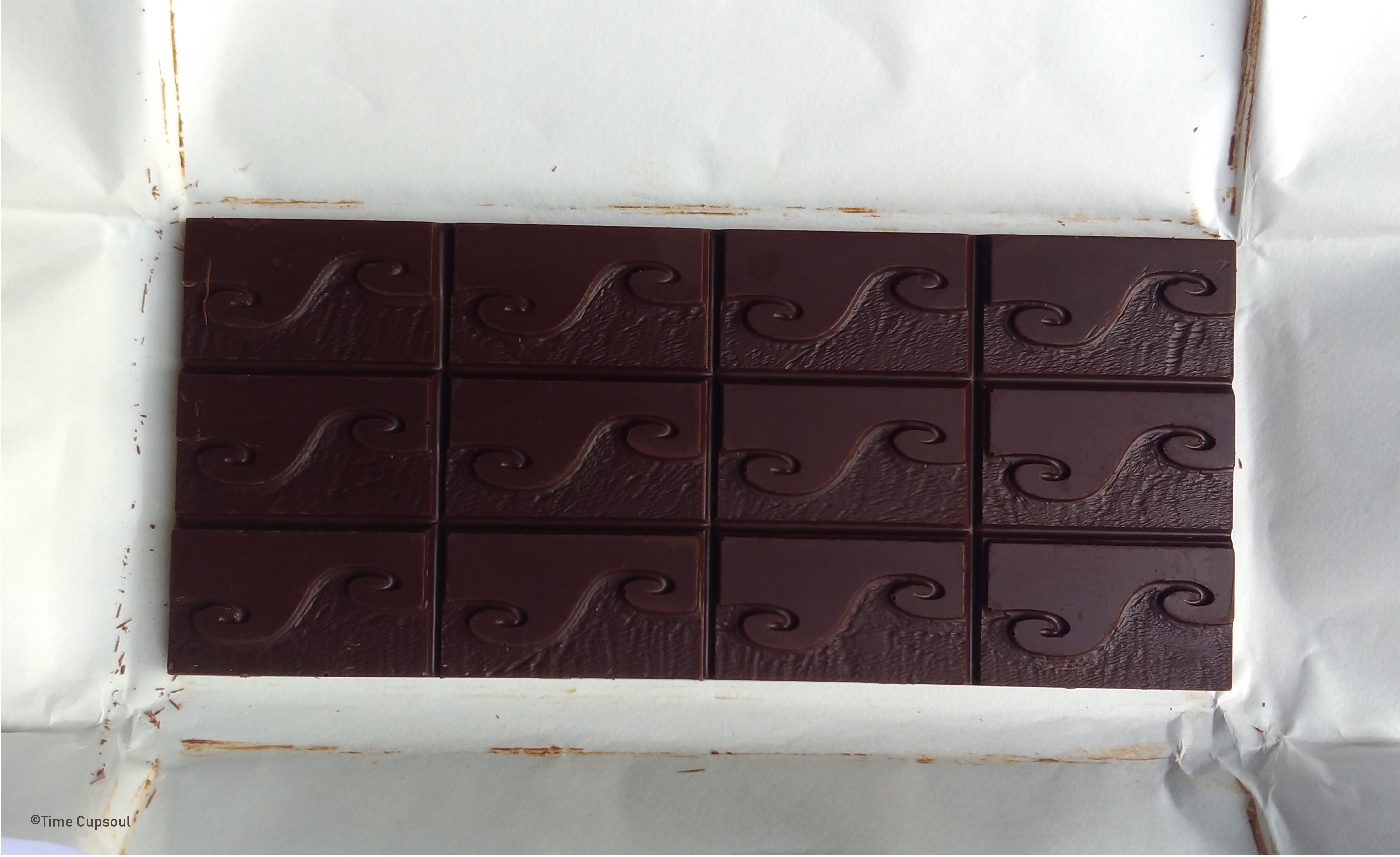 River-Sea Chocolates Bar Molding