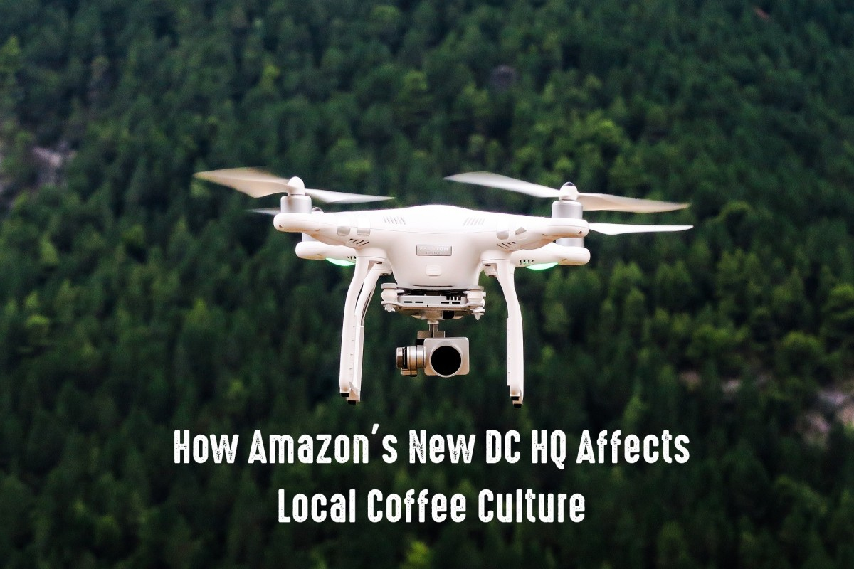 How Amazon's HQ2 Will Affect DC's Coffee Scene