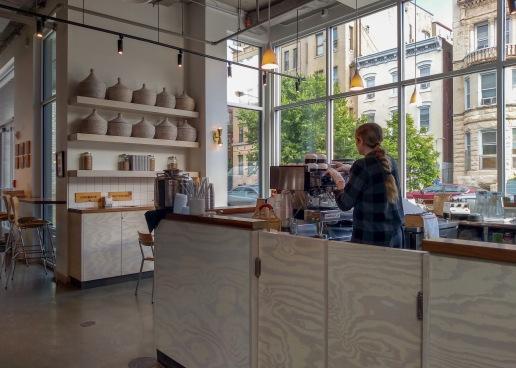 Seylou Bakery & Mill Coffee Bar